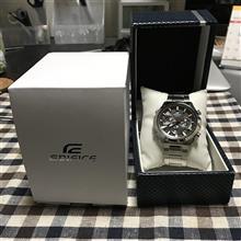 安い腕時計買った