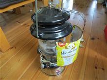 『Non da free』の空き缶でランタン用リフレクターを作ってみた