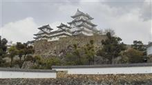 2018SUPERGT開幕戦 岡山GT300km の前日に姫路城へ