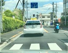 警視庁の教習車?