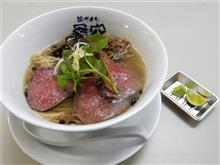 麺づくり 蒼空@信越麺戦記PART10 最強首都圏襲来の章(信州麺友会祭り