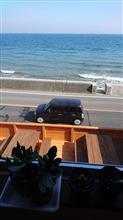 淡路島の'しらす'と言うカフェに行ってきました。