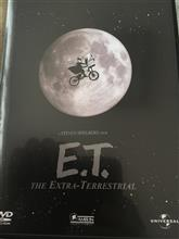 4月22日 〜E.T.鑑賞〜。