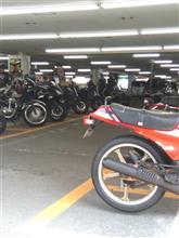 バイクの季節!