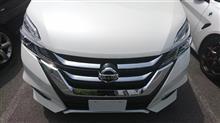日産SERENA/HighwayStar Vselection 納車