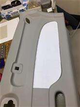 自作バッフルボード