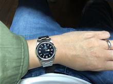 妻と共用の時計