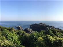 潮岬(本州最南端)キャンプツーリング