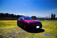 Mercedes Benz オーナーズミーティング in 山中湖