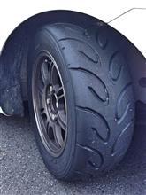 ひとり言(第15話)「新品タイヤのグリップ力」