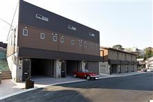 G-styleclubガレージ付アパート 平日の午後限定開催の見学会!