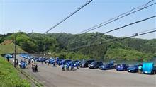 2018 4/22 impactblue car&driver 取材オフ