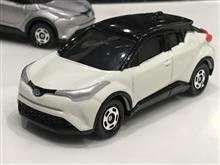 今月の新車~トミカ 94番 トヨタ C-HR