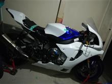 ルネッサ購入とYZF-R1レーサー化
