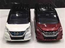 今月の新車~トミカ 52番 日産セレナ e-POWER