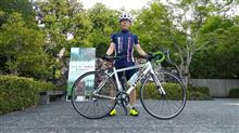 【自転車】早朝五台山&桂浜花海道