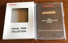 HONDA S660オーナーズパーレドラン
