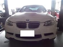 BMW E92 M3 3シリーズ エンジンチェック サーモスタット