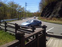 ちょっと榛名山へ行ってみた。