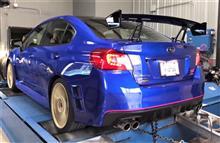 2018 Subaru WRX STI Type-RA Dyno