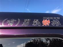 2018年 お初の車中泊旅(男氣樂旅)計画‼️