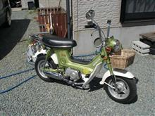 うちに以前いた古い変態バイクたち