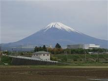 2018/4/27 今日の富士山