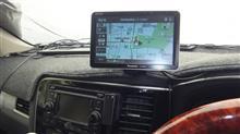 NAVIを機種交換(Panasonic Gorilla CN-G1000VD)
