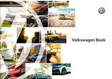 """ディーラー配布冊子""""Volkswagen Book""""が面白い"""