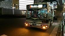 京都市バスふそう初期ノンステ