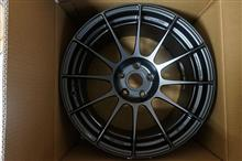 今日のホイール ENKEI Racing Revolution NT03RR(エンケイ レーシングレボリューション NT03RR) -ニッサン Z32 フェアレディZ用-