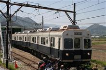 上田電鉄7200系電車、今春退役。下之郷車庫で撮影会