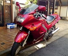 ハマでのバイク弄り記2018.4/29