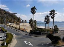 週末 豊川~西浦散策 最終回 蒲フォルニアと海辺のカフェにて
