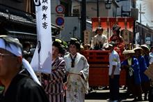 同い年の地元祭り(≧▽≦)