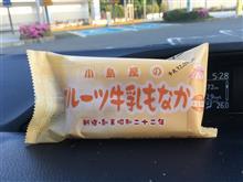神奈川県内のPAにて