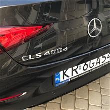 CLS400dの4マチックも発見!