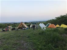 Camp同好会 in 富士山 終了しました♪