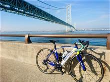 4月のサイクリング記録