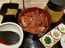 超奮発して、特上仙台牛まぶし御膳を食べてみた
