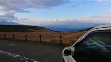 お山の天気は。