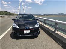 山口県周防大橋で