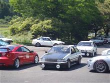 昭和車のジムカーナを見てきたよ!!