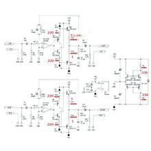 ポータブルヘッドホンアンプ作成 (LHPA-DIA_BUFFER-KIT,±1.5V仕様)
