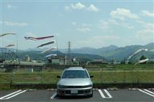 五條、橋本ドライブ