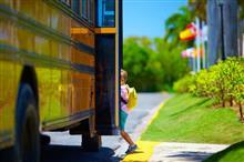 日本の、幼稚園バスの、送迎シーンを見て あることに、中国人が、驚いた!