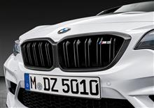 """ BMW M Performance Parts Revealed For M2 Competition. """