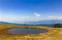 天空の池 2018GW(大鹿村 黒川牧場)