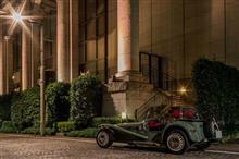 セブン・スプリント、夜のイタリア街ドライブ