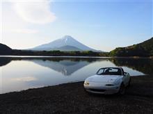 GW後半のお話し…水鏡の富士